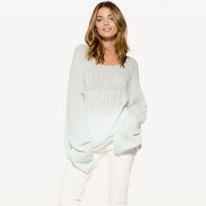 Wildfox Salty Hair Sweater
